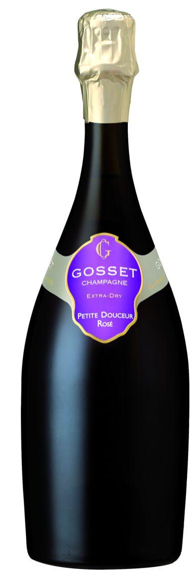 GOSSET_PETITE DOUCEUR ROSE_Bouteille