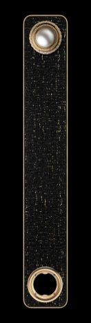 H6464 - MADEMOISELLE PRIVÉ BOUTON Perle - 04