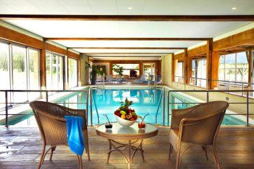 Les Manoirs de Tourgeville - piscine