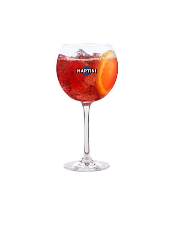 MARTINI - Aperitivo Sans Alcool - Vibrante - cocktail