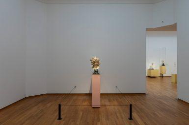 Nederland, Amsterdam, 10-02-2020. Tentoonstelling Caravaggio en Bernini in Het Rijksmuseum. Foto: Olivier Middendorp