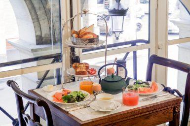 Brunch salon de thé des Tuileries - Sebastien Gaudard