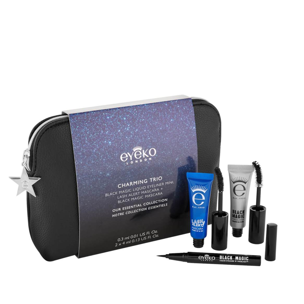EYEKO - Charming Trio pack + products ouverts