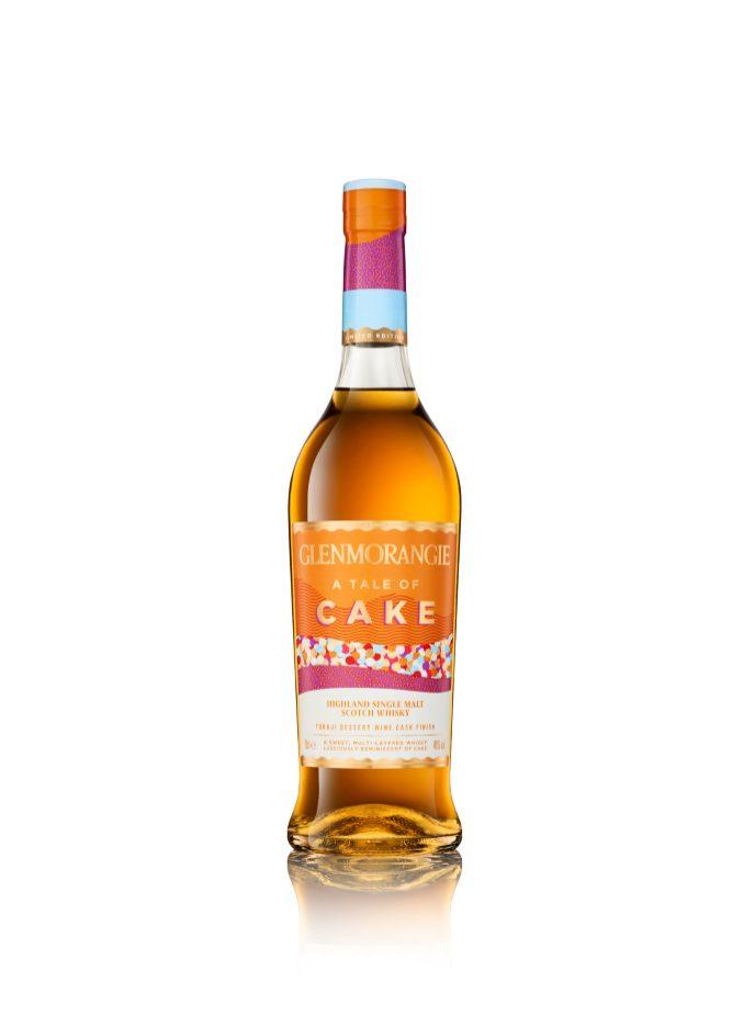 Glenmorangie Tale Of Cake Bottle On White HiRes