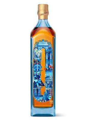 Candle_BlueLabel_70cl__Bottle_LeftFace_KP
