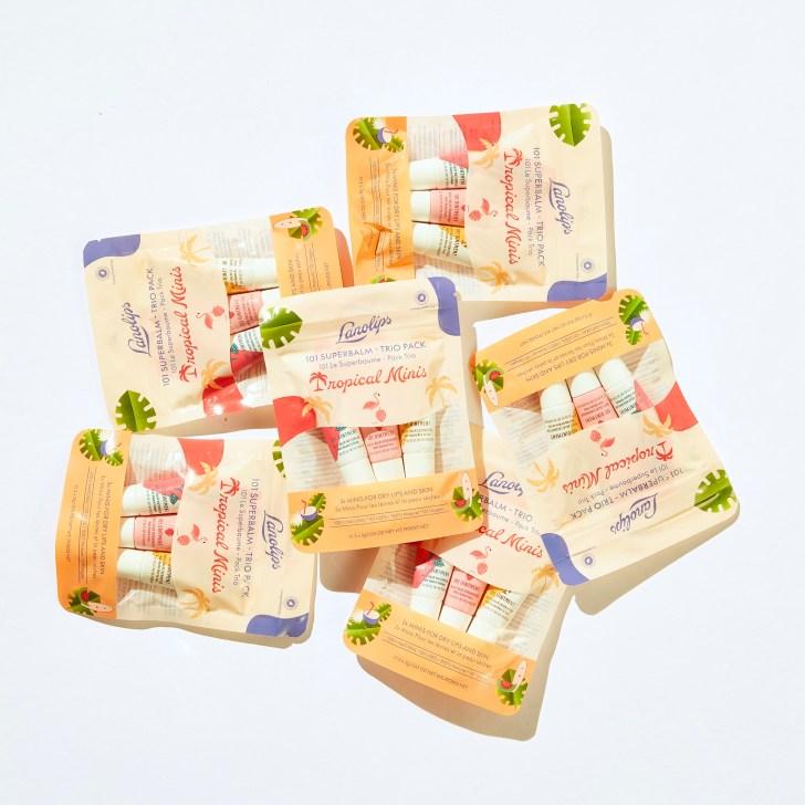 LANO - Tropical Minis pack trio lifestyle 1 bd