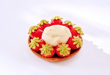 Tarte aux fraises - Ritz Paris Le Comptoir - @Bernhard Winkelmann (2)