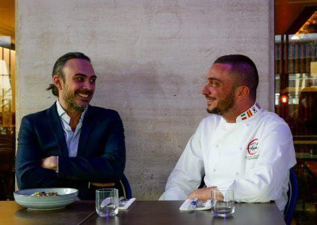 Anthony Sebag et Peppe Cutraro-2