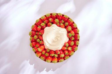 Tarte aux fraises - Ritz Paris Le Comptoir - @Bernhard Winkelmann