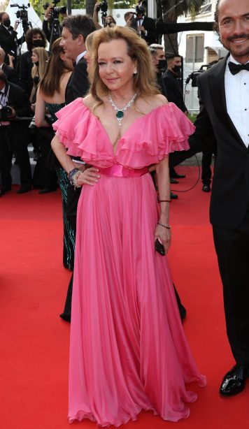 Caroline Scheufele - Yanina Couture - Cannes 2021. (2)