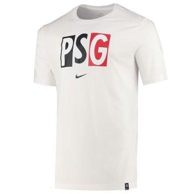 PSG _ TSHIRT WHITE _ 30.00 EUR