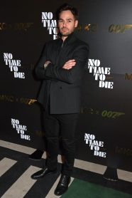LONDON, ENGLAND - SEPTEMBER 29: President of Michael Kors EMEA Robin Gendron attends a private screening of 'No Time To Die' hosted by Michael Kors in celebration of the Michael Kors Bond 007 Capsule Collection partnership, at the Everyman Chelsea on September 29, 2021 in London, England. (Photo by David M. Benett/Dave Benett/Getty Images for Michael Kors)