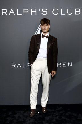 PARIS, FRANCE - OCTOBER 02: XXX wearing Ralph Lauren attends the launch of Ralph's Club Eau de Parfum at Ralph's as part of the Paris Fashion Week - Womenswear Spring Summer 2022 on October 02, 2021 in Paris, France. (Photo by Julien M. Hekimian/Getty Images For Ralph Lauren )