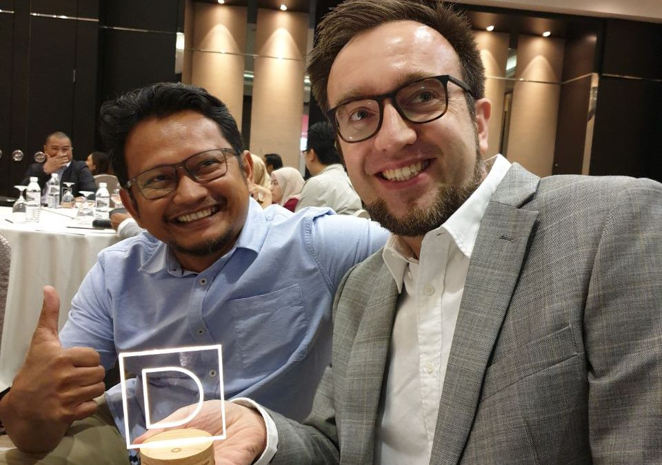 LuxTag Gets Awarded with Most Engaged PRIDE Company 2018 Award!