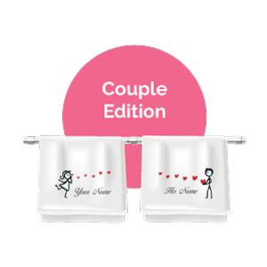 Couple Edition - Set of 2