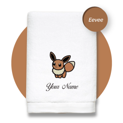 pokemon-edition-eevee-luxurious-towels