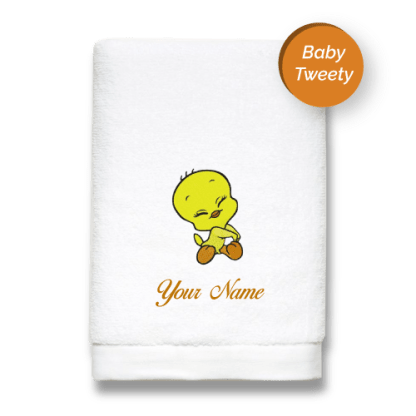 special-edition-baby-tweety-luxurious-towels