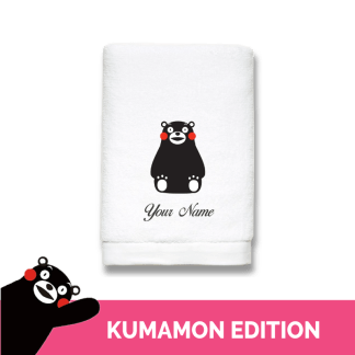 luxurious-towel-Kumamon-edition