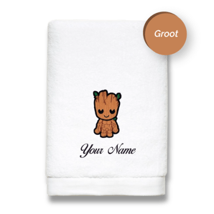 superhero-edition-groot-luxurious-towels
