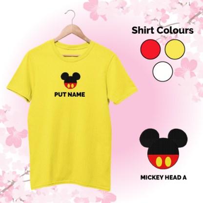 MICKEY-edition-luxurious-shirt-MICKEY-HEAD-A-MASTER