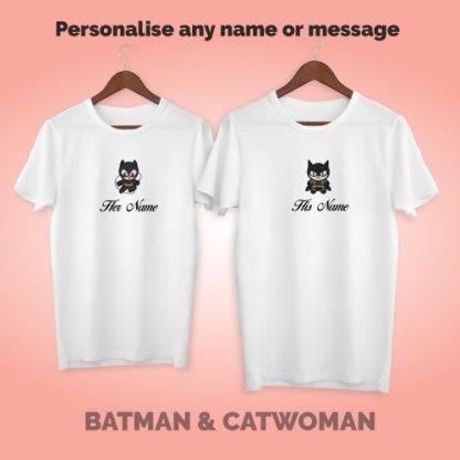 couple-edition-BATMAN-CATWOMAN-luxurious-SHIRTS