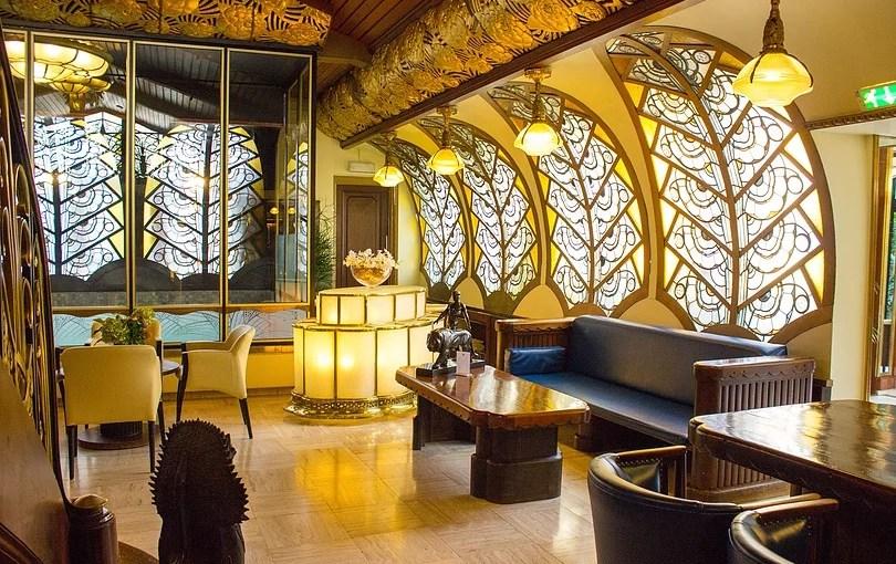 Sauna Deco, Amsterdam's Parisian Luxury Spa