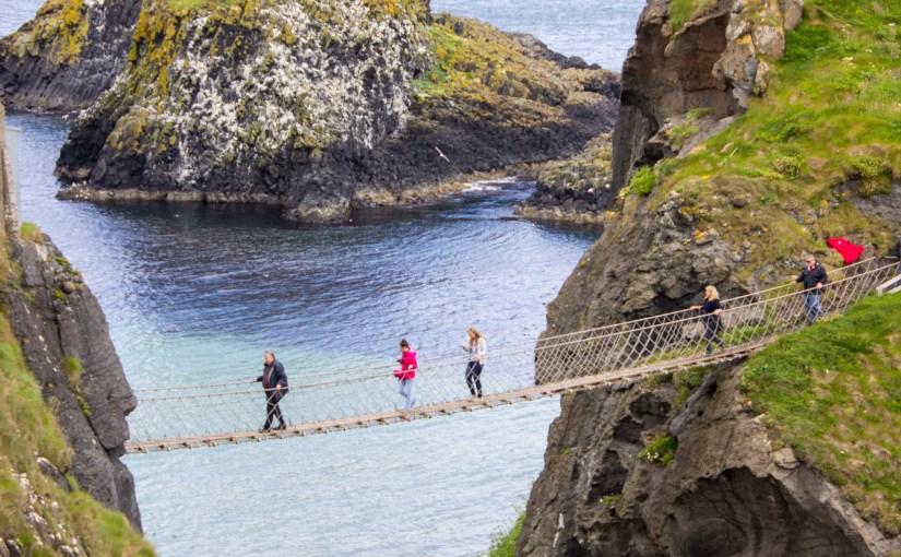 Carrick-a-Rede in Northern Ireland