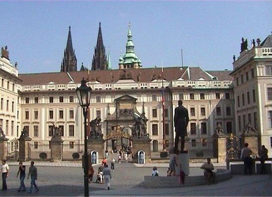 Hradčany Square