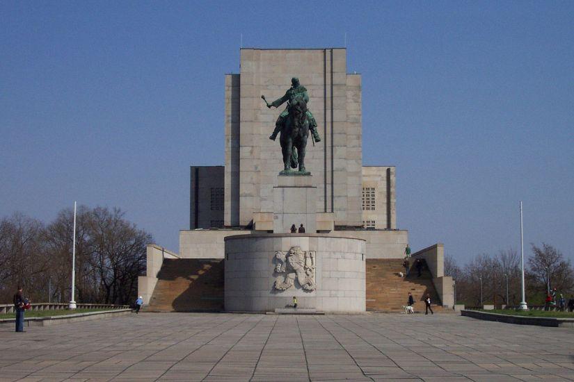 National Monument, Vitkov Hill