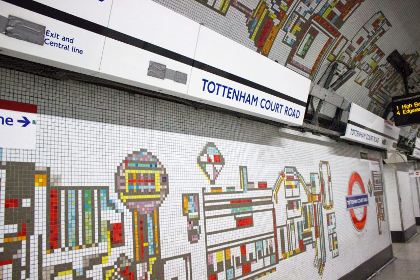 Tottenham-Court-Road-Station