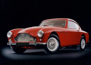 Luxurious Classics - Aston Martin DB Mark III 2