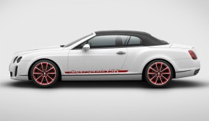 Bentley Continental Supersports Convertible ISR 3