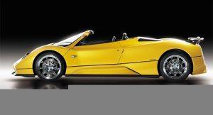 Pagani Zonda Roadster S 2