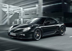 Cayman S Black Edition from Porsche 2
