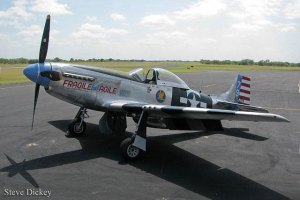 """The Bremont P-51 Watch and an appearance of the legendary fighter plane """"Fragile but Agile"""" will take place at 2011 Flying Legends Air Show in July."""