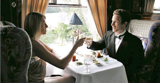 Discover the best of Great Britain with Orient-Express UK Train journeys
