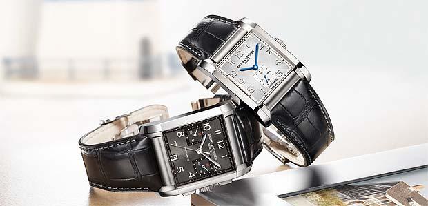 The Baume and Mercier Hampton watch for Gentlemen