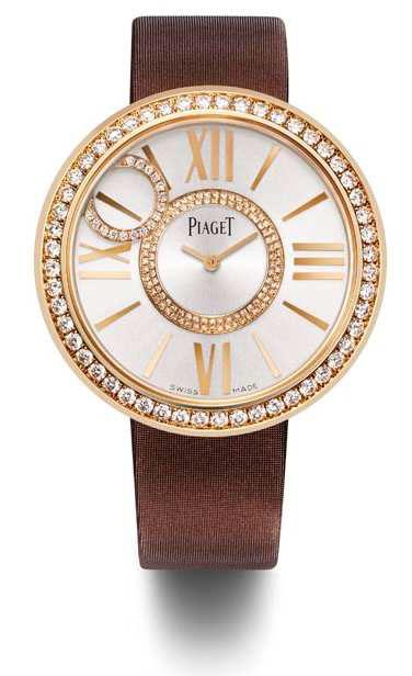 Piaget launch the diamond encrusted Limelight Dancing Light wrist watch