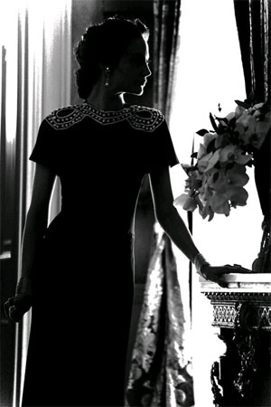 Picture: Andrea Riseborough as Wallis Simpson from W.E. directed by Madonna
