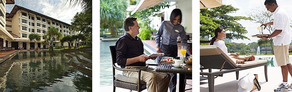 The Club at Saujana Resort in Kuala Lumpur