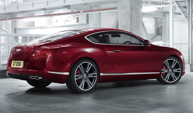 Bentley unveils the new Bentley Continental V8 range including the GT and GTC V8 models