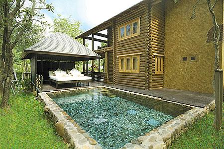 The Royal Villa at the Philea Resort