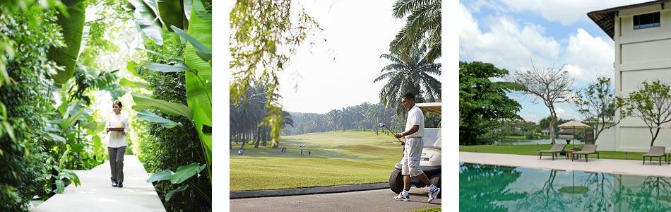 Pampering and fun at The Club at Saujana Resort