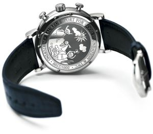 Portofino Chronograph Edition Laureus Sport for Good Foundation - Ref. IW391019