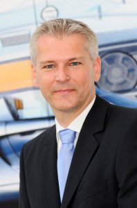 Bentley appoints Stefan Büscher as new marketing and product director.