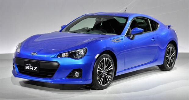 The Subaru BRZ and new Impreza make European Debut in Geneva.