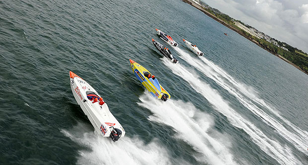 The United Arab Emirates joins Powerboat P1's International Expansion.