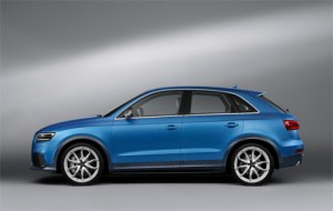 Beijing Show debuts for the 360PS Audi RS Q3 Concept Car. 3