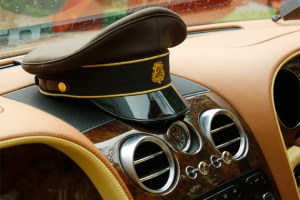 Bentley announce Global Partnership with St Regis and The Luxury Collection Hotels and Resorts.