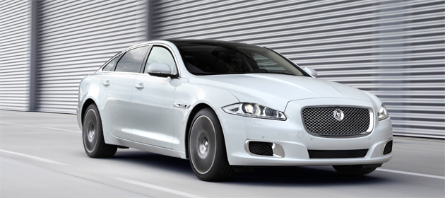 Meridian Audio Surround Sound System Showcased In New Jaguar XJ Ultimate.
